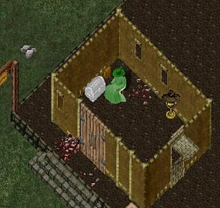 掘っ建て小屋は大好きです ^ ^